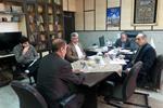 مصاحبه مدیران کاروان های حج تمتع سال 96 شهرستانهای کاشان و آران و بیدگل